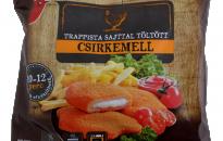 Nébih: az Auchan visszahívja a sajátmárkás, trappista sajttal töltött csirkemell terméket