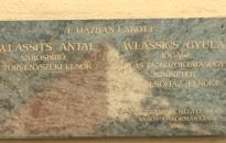 Wlassics Gyulára emlékeztek a városvédők