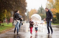 Borús, esős idő várható a hétvégén lehűléssel