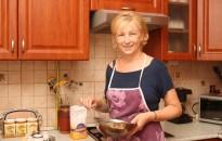 GasztroKanizsa: Sütőtök krémleves, mákos alagút süteménnyel