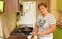 GasztroKanizsa: Édes burgonyahajó vegán tortaszelettel