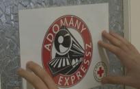 Kanizsán is elindult a vöröskereszt  Adomány Expressz