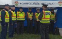 Ellenőrzést tartott a Zala Megyei Rendőr-főkapitányság