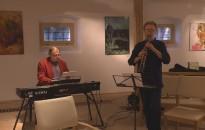 Koncertet tartott Binder Károly és Borbély Mihály