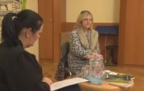 Péterfy-Novák Éva tabuk nélkül mesélt a HSMK-ban