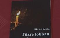Megjelent Riersch Zoltán legújabb verseskötete