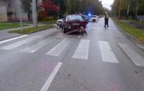 Jelentős anyagi kár és könnyű sérülések egy Rózsa utcai balesetben