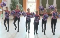 Online tartott táncverseny