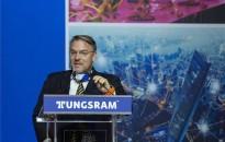Átadták a Tungsram Kft. versenyképesség-növelő támogatási szerződését