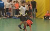 A Rozgonyi-iskola tornatermében rendezték a játékos sportverseny városi döntőjét