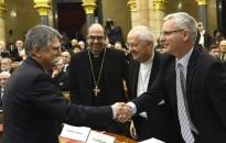 Az 56-os forradalom után meghurcolt papokról tartottak konferenciát a parlamentben