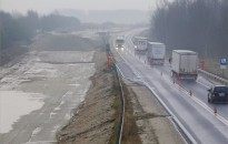 Autópályává építik át az M70-es autóutat 2019-re