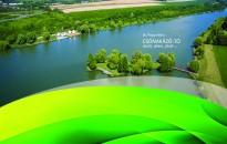 Megjelent a nagykanizsai Csónakázó-tó történetét feldolgozó kötet