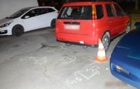 Kazanlak körúti parkolóban koccant, keresik a kanizsai rendőrök