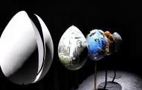 Művészi húsvéti tojásokból rendeznek aukciót Zalaegerszegen