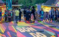 Június közepén rendezik meg a 3. utcaszínházi fesztivált Kapolcson