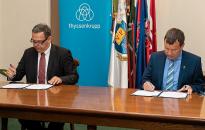 A thyssenkrupp autóipari vállalat fejlesztőközpontja mérnöki irodát nyitott Veszprémben