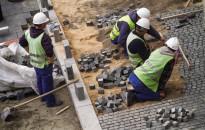 A Dél-Dunántúlon 1300 forint alatt a fizikai dolgozók átlagos órabére