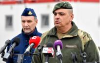 Még két évre szólt a megbízatása, Áder indoklás nélkül felmentette a Magyar Honvédség parancsnokát (Frissítve: HM)