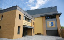 Felavatták a 3,3 milliárd forintból felépült Mindszenty József iskola sportközpontját Zalaegerszegen