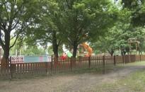 Megoldódott a Csónakázó-tó játszóterének vízelvezetési problémája
