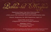 Meghívó: Bethlen-bál