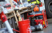 Tízmilliós támogatást kaptak a Nagykanizsa környéki önkéntes tűzoltó szervezetek