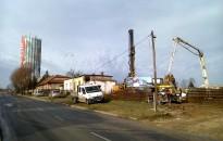 Újabb társasházak építéséhez fogtak Nagykanizsán
