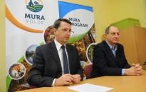 Félmilliárd forint a Mura-program nyugati térségében élők javára