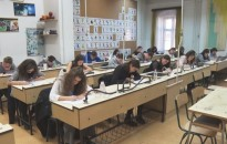 Ma írták a központi írásbeli felvételi vizsgát a leendő gimnazisták