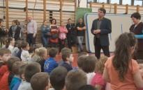 Ismerkedés az iskolával, tegnap a Zrínyi-iskolába várták az érdeklődőket