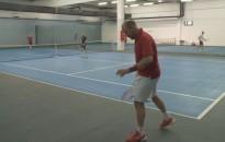Tenisz: Megküzdöttek a pontokért