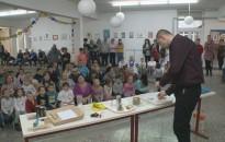 Iskolanyitogató Kiskanizsán