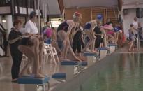 Nagykanizsán rendezték az úszó diákolimpia megyei döntőjét