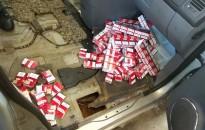 Román cigarettacsempészt fogtak el Zalában