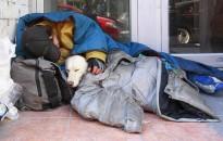 A hidegben figyeljünk jobban a hajléktalan emberekre!