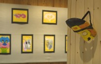 Farsangi kiállítás a Hevesiben