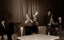 Vérbeli swing muzsikával emlékeztek Ella Fitzgeraldra