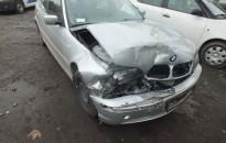 BMW ütközött a Balatoni úton egy Opel Astrába