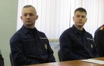 Új tűzoltók Zala megyében