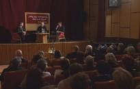 Vándorkiállítással és pódiumbeszélgetéssel emlékeztek Letenyén a kommunizmus áldozataira