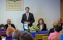 Köszönet az elhivatottságért – elismeréseket is átadtak a magyar ápolók napján