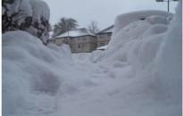 Szinte egész Európában gondot okoz a hó