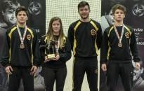 Egyed Zsanett aranyat szerzett az U23-as országoson