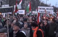 Március 15. - CÖF: a Békemenet kiállás Magyarország mellett