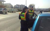 Szombattól kiemelten ellenőrzi a biztonsági övek használatát a rendőrség