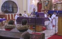 Szent József-búcsú az Alsótemplomban