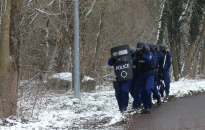 Intézkedéstaktika, fegyverrel való mozgás, harcászat, testi kényszer – Gyakorlatoztak a rendőrök