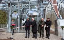 Az erdők világnapján átadták a felújított kilátót a Csónakázó tónál