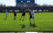 Győzelem a felkészülési futballmeccsen